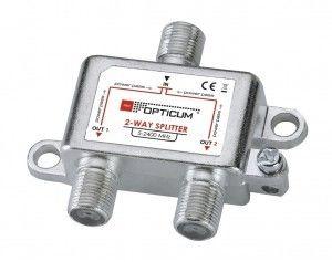 Rozgałęźnik 2-krotny pracujący w zakresie 5-2400 MHz Oferta