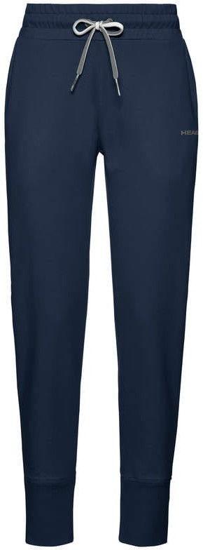 Head Club Byron Pants Jr - dark blue/ white