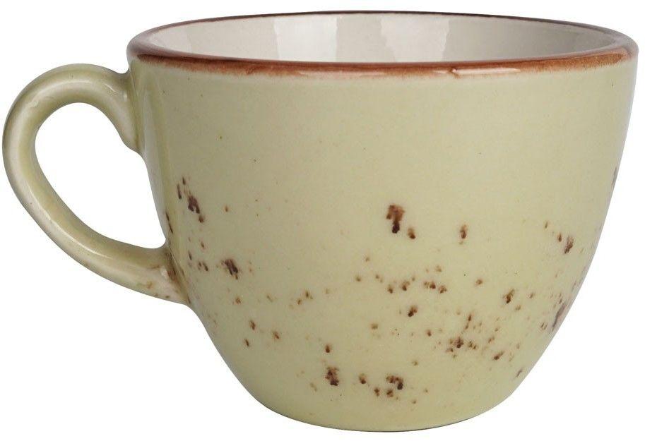 Filiżanka do cappuccino Olive 285 ml porcelana Fine Dine 778081
