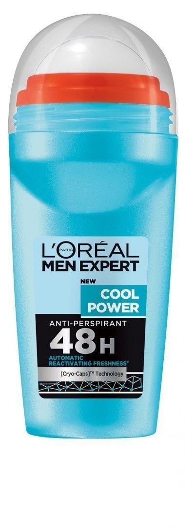 Loreal Loreal Men Expert Dezodorant roll-on Cool Power 50ml
