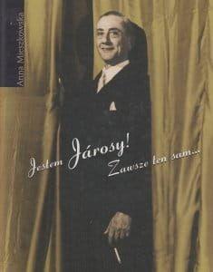 Jestem Jarosy Zawsze ten sam + CD Anna Mieszkowska