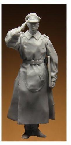 Figurka Oficer Niemiecki 1939-45 Stalingrad 1/35