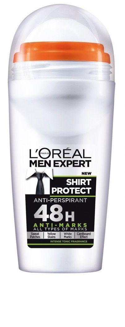 Loreal Loreal Men Expert Dezodorant roll-on Shirt Protect 50ml
