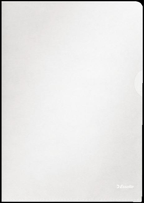 Ofertówka A4 ESSELTE groszkowa 115 ?m, 100 SZTUK - X02698