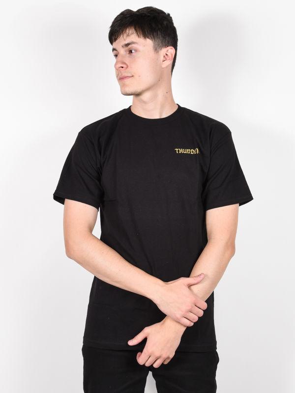 Thunder SERPENT MOON BLK/GOLD koszulka męska