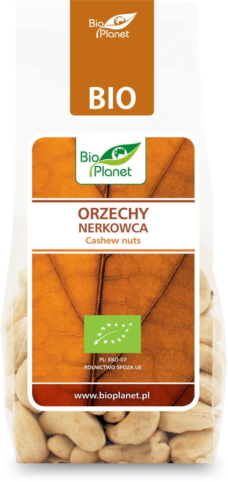 Orzechy Nerkowca BIO 100g - Bio Planet