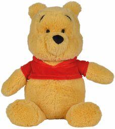 Simba 6315872670 Disney Kubuś Puuh/Puchat/Plüschfigur/odświeżanie przytulanki / 25 cm pluszowa zabawka 25 cm