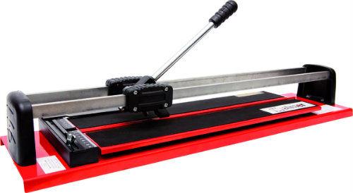 Przyrząd do cięcia glazury 600mm z amortyzatorem WALMER MGM600