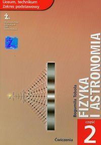 Fizyka i astronomia ćwiczenia Część 2