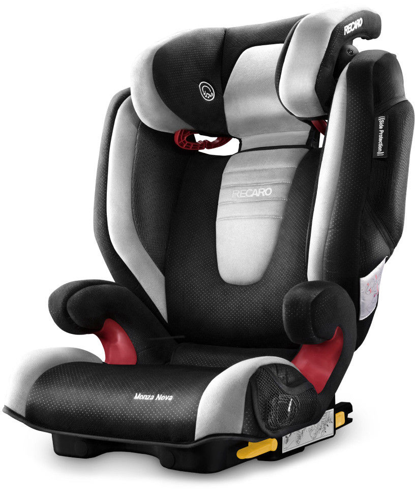 Recaro Monza Nova 2 Seatfix Fotelik samochodowy 15-36 kg Preformance Black