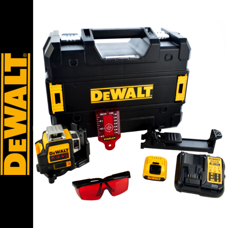 Laser płaszczyznowy DCE089D1R DeWalt