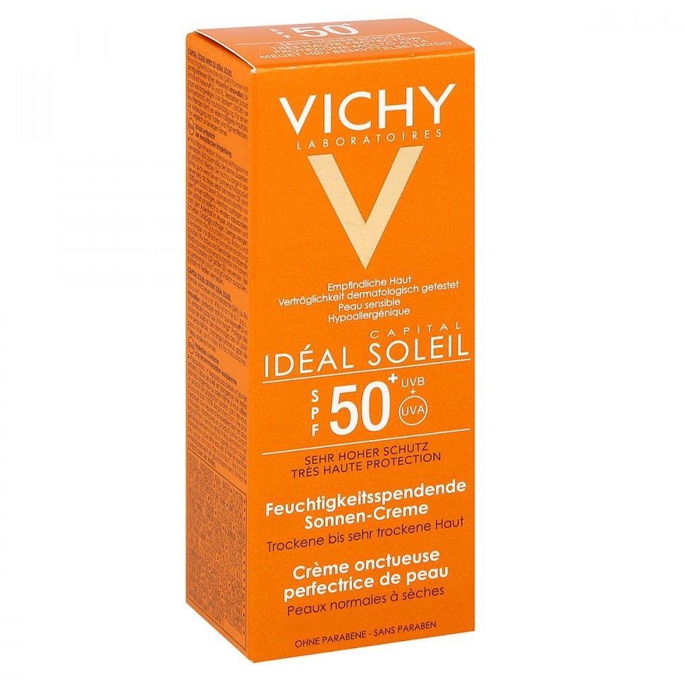 Vichy Capital Soleil krem do twarzy 50+