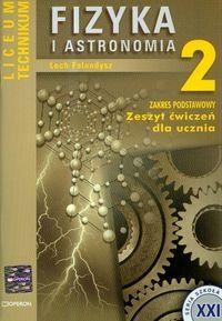 Fizyka i astronomia 2 zeszyt ćwiczeń