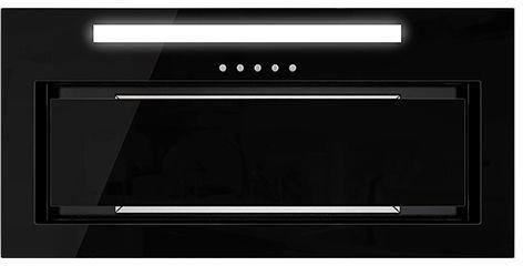Okap kuchenny Senturo 60.3 Black - 28 dni na zwrot - Wymiana 0 zł - Wysyłka 0 zł - fachowe doradztwo