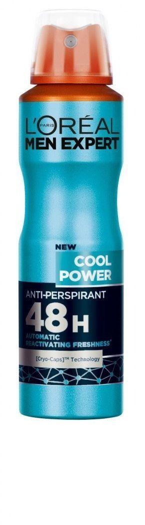 Loreal Loreal Men Expert Dezodorant spray Cool Power 150ml