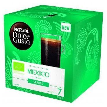 Kawa NESCAFE Dolce Gusto Grande Mexico 12 szt.. Kup taniej o 40 zł dołączając do Klubu