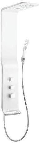 Lift Raindance Hansgrohe panel prysznicowy biały/chrom - 27008400 Darmowa dostawa
