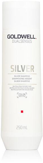Goldwell Dualsenses Silver Szampon do włosów siwych 250 ml