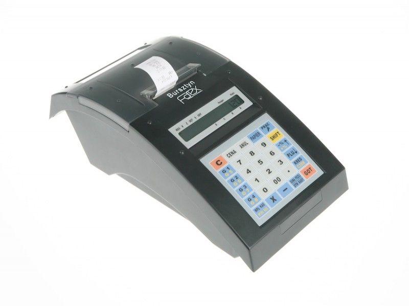 Tania kasa fiskalna warszawa Farex Bursztyn E Plus kopia elektronicza Najnowaszy model Farex Bursztyn E Plus