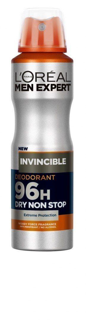 Loreal Loreal Men Expert Dezodorant spray Invincible 150ml