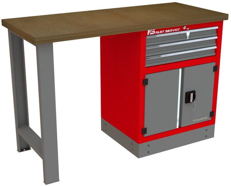Stół warsztatowy  TK-30-01