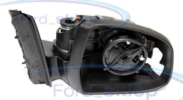 lusterko zewnętrzne (szkielet) Ford Focus MK3 - prawe