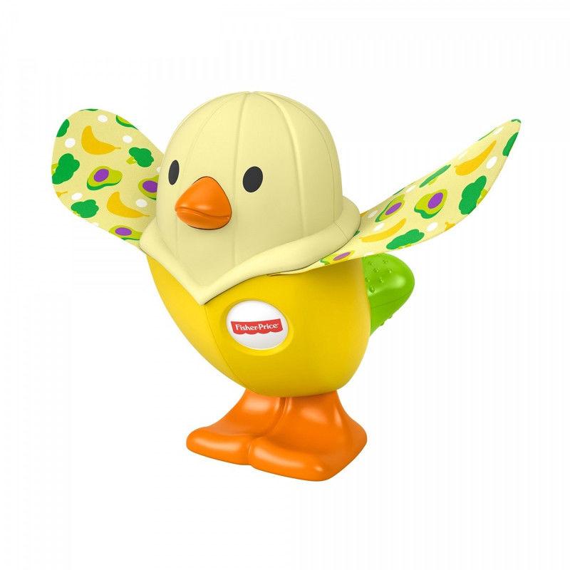 Fisher Price - Zwierzaki przysmaki Ptaszek GLD06