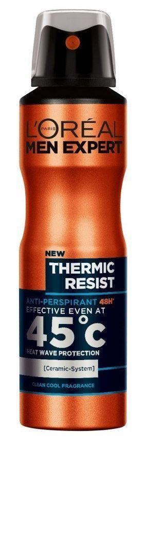 Loreal Loreal Men Expert Dezodorant spray Thermic Resist 45 C 150ml