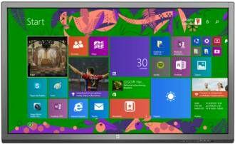 Avtek Touchscreen 84 Pro z OPS UltraHD (bez systemu operacyjnego)