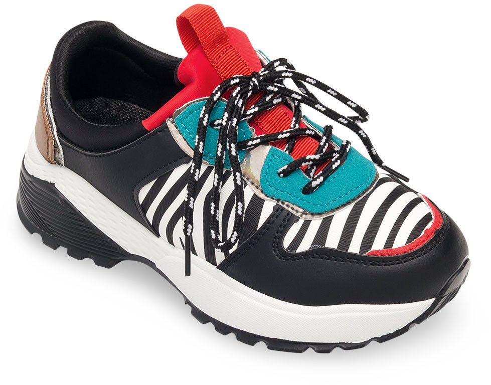 Buty sportowe dziecięce Bello Star BO-110 Czarne