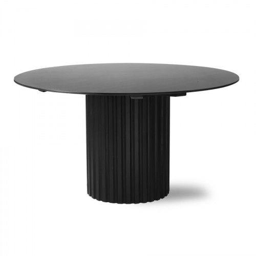 Stół jadalniany Pillar czarny