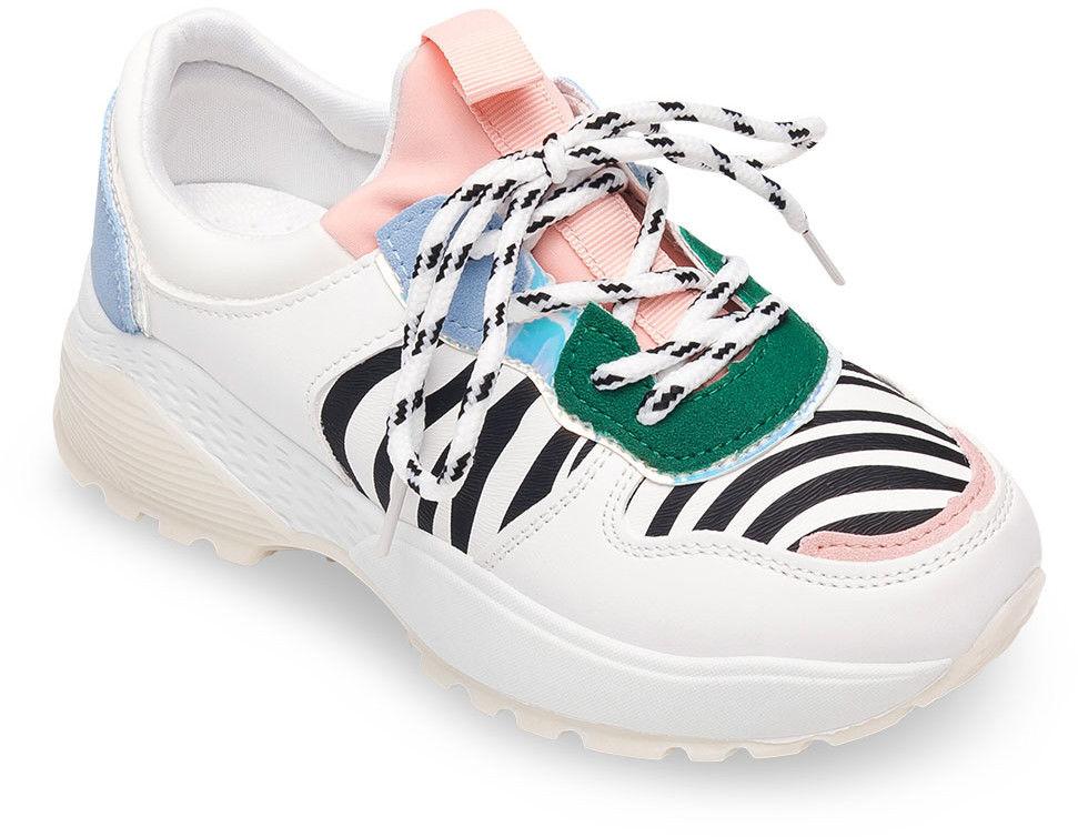 Buty sportowe dziecięce Bello Star BO-110 Różowe