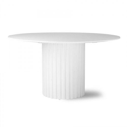 Stół jadalniany Pillar biały