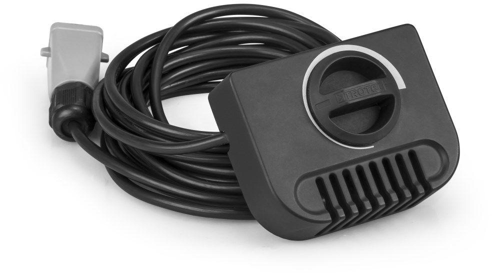 Termostat serii IDE z kablem 25 m do grzejników bezpośrednich