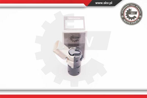 Czujnik zbliżeniowy ESEN SKV 28SKV025