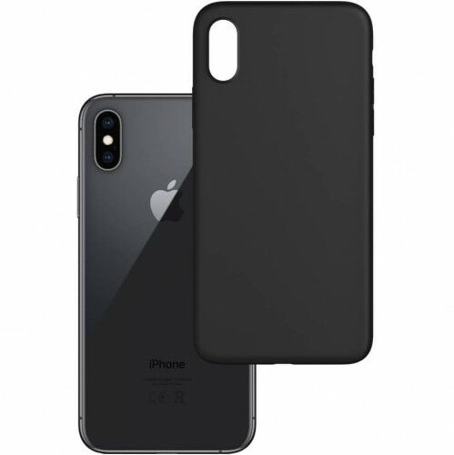 Etui 3mk Matt Case Iphone Xs / X, czarne