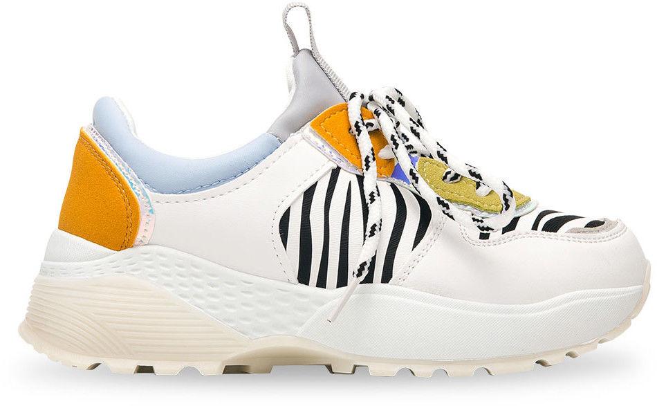 Buty sportowe dziecięce Bello Star BO-110 Białe