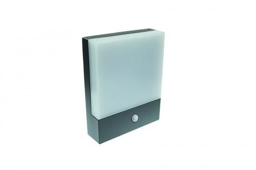 Lampa natynkowa 6W LED BERGMEN Cino SE z czujnikiem ruchu i zmierzchu