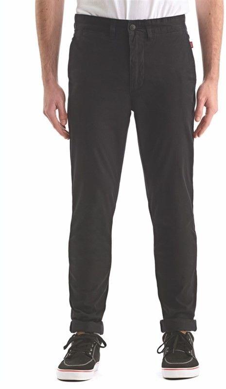spodnie GLOBE - Goodstock Chino Black (BLK)