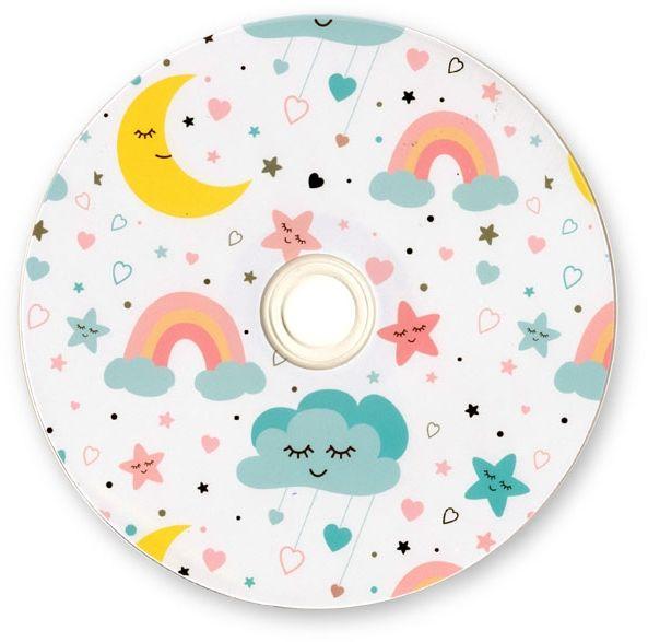 Płyta TS Księżyc (DVD-R 4,7GB 16x)