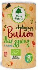 Bulion warzywny w proszku BIO 200 g Dary Natury