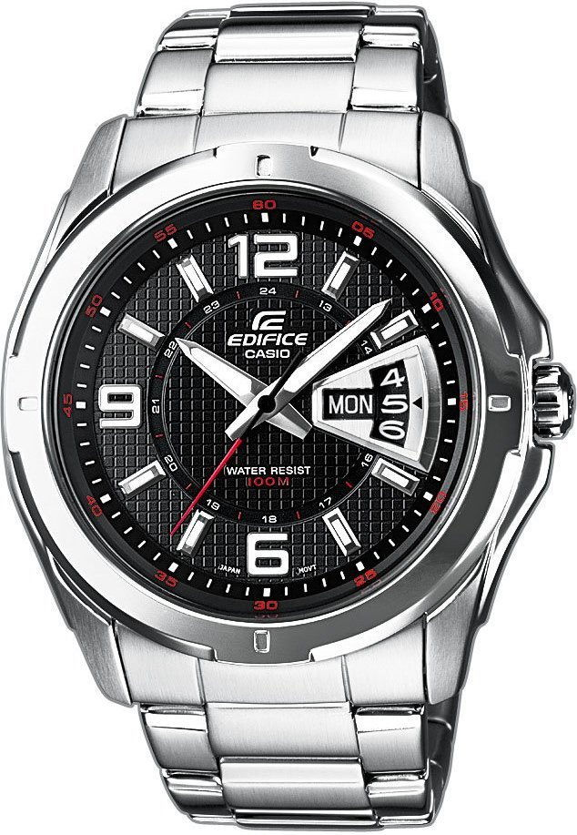 Zegarek Casio EF-129D-1AVEF - CENA DO NEGOCJACJI - DOSTAWA DHL GRATIS, KUPUJ BEZ RYZYKA - 100 dni na zwrot, możliwość wygrawerowania dowolnego tekstu.