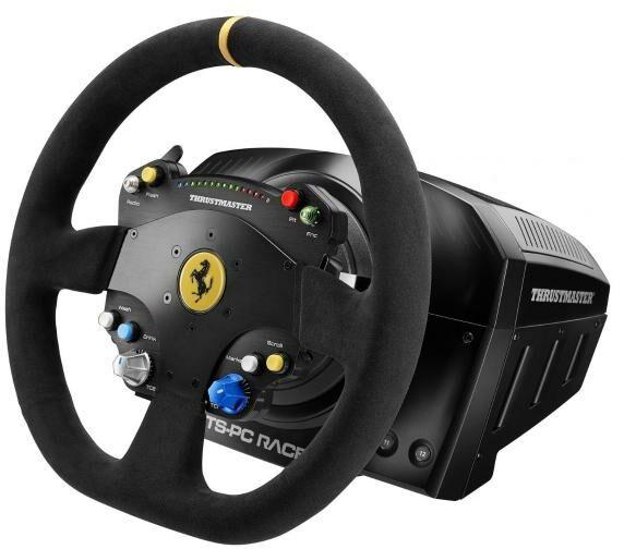 Thrustmaster TS-PC RACER Ferrari 488 Challenge Edition - Kup na Raty - RRSO 0%
