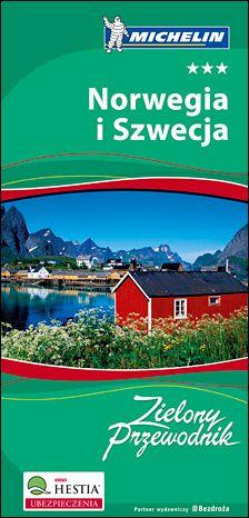 Norwegia i Szwecja. Zielony Przewodnik Michelin - dostawa GRATIS!.