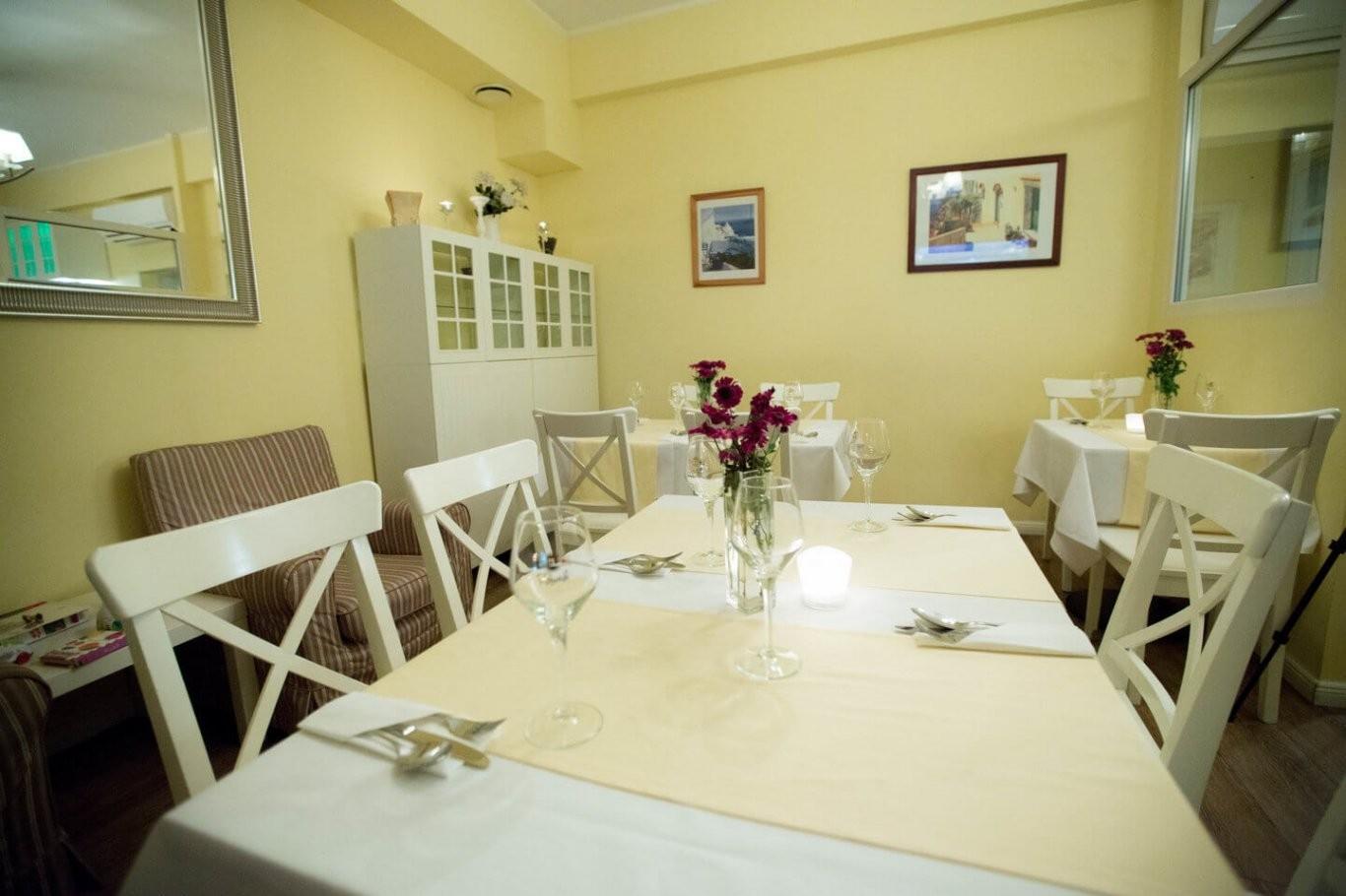 Rodzinny obiad w Restauracji Waniliowa
