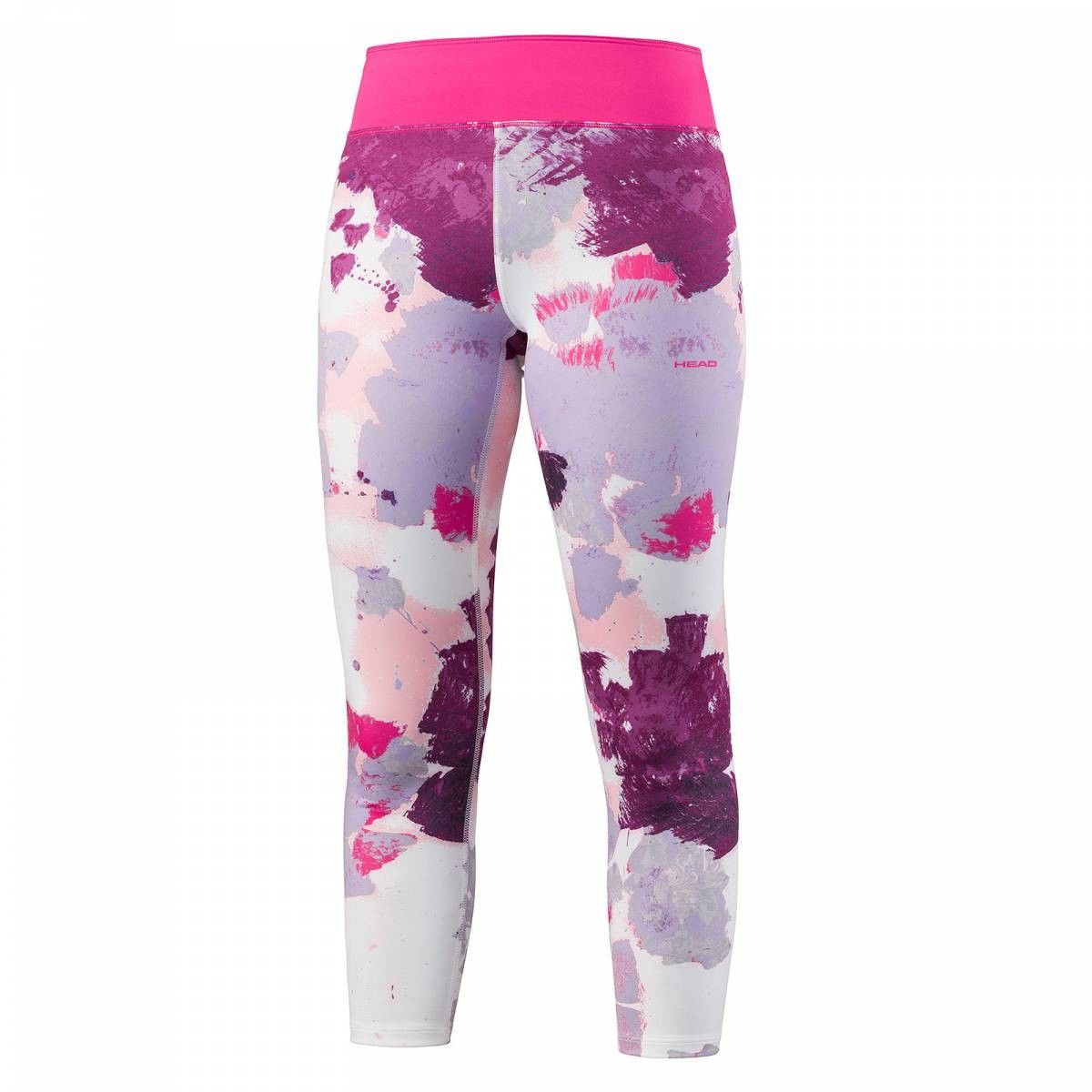 Head Vision Graphic 7/8 Pant W - magenta
