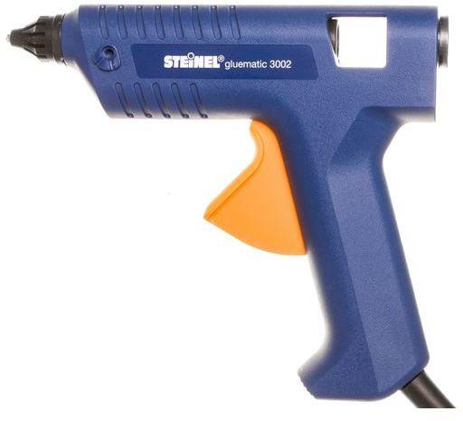 Pistolet do klejenia na gorąco 200W 100-240V 206 stopni C 16-20g/min Gluematic G 3002 333317