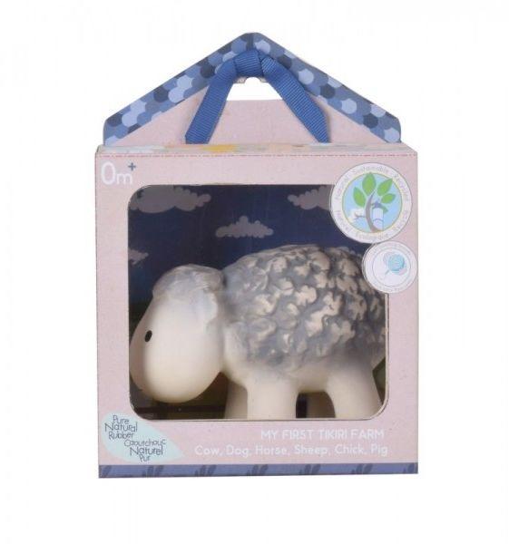 Gryzak Zabawka Owca Farma w Opakowaniu