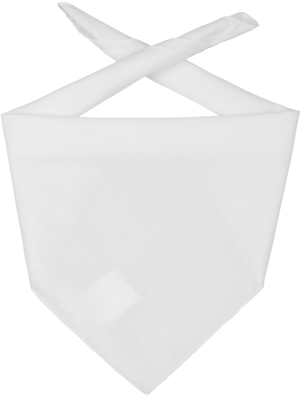 Bandana Wielofunkcyjna Uni, biały, One Size