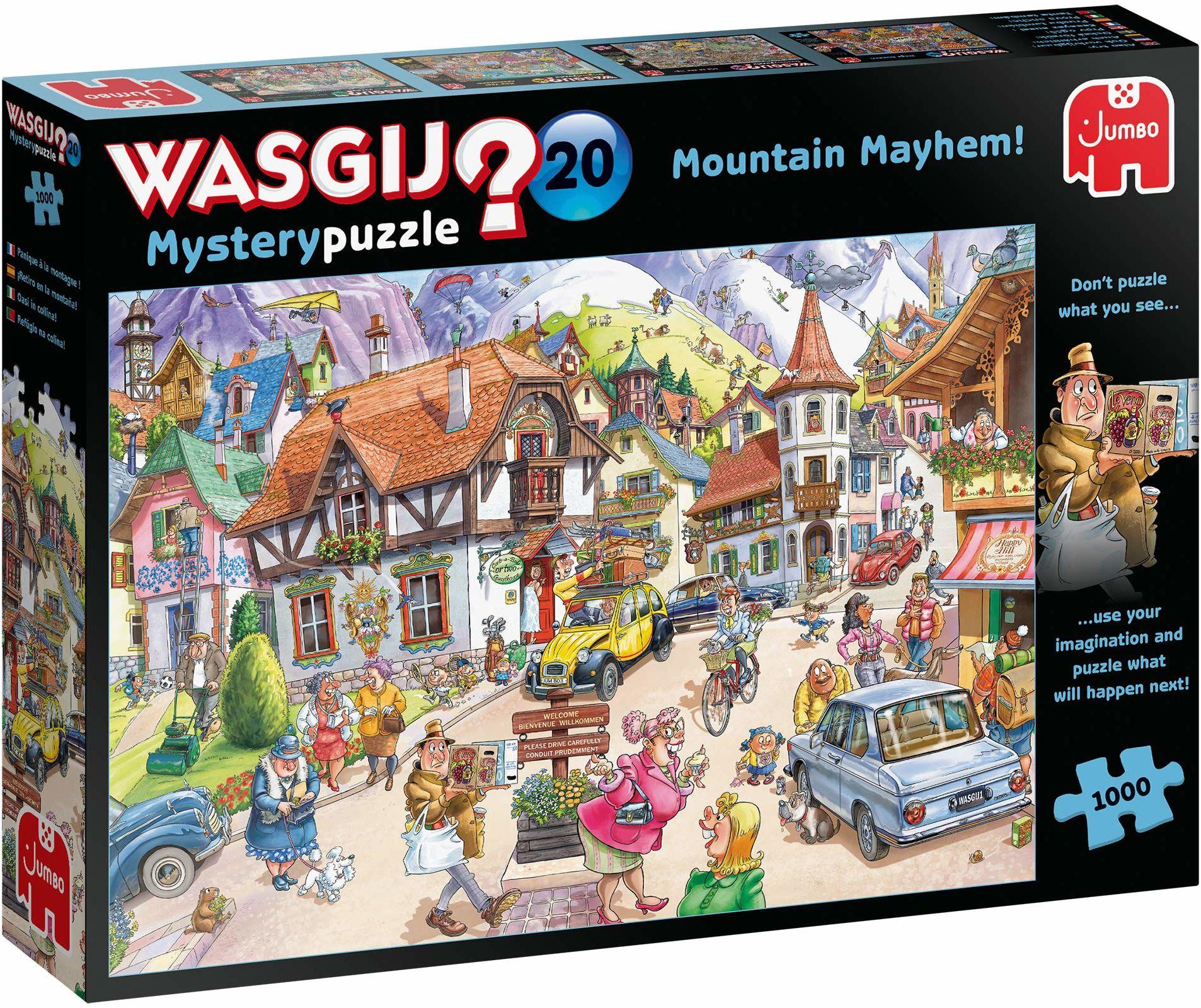 Puzzle Jumbo 25002